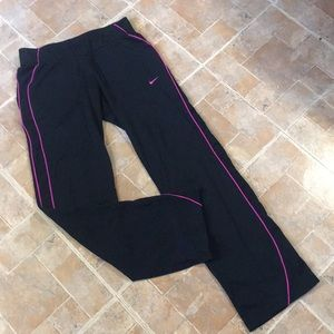 Nike athletic pants size women's small